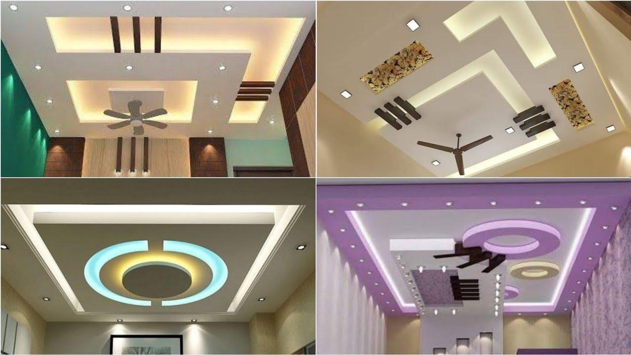 Latest 20 POP false ceiling designs for modern living room 20