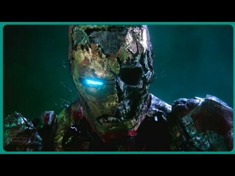 Zombie Iron Man Scene - Spider-Man: Far From Home (2019) Full Movie Clip HD