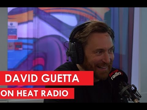 David Guetta talks his HUGE Birthday party and Shawn Mendes