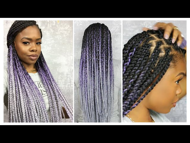 Your All You Need Guide On How To Do Box Braids Black Hair Spot