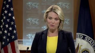 Department Press Briefing - July 27, 2017 thumbnail