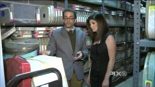Repeat youtube video PIX11 News at 5 - Tamsen Fadal hot body, legs & high heels (12-23-13)