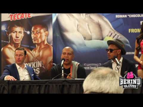DANNY JACOBS POST GGG FIGHT: TALKS ABOUT FIGHT & SAYS HE WAS PROBABLY 175 LBS IN RING