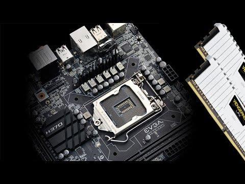 Разгон памяти на H и B чипсетах на Intel