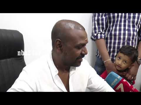 Muni 4 Script is at Completion Stage: Actor Raghava Lawrence | nba 24x7