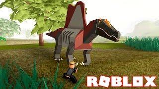 Roblox → COSTRUINDO UM JURASSIC PARK !! - Jurassic Tycoon 🎮