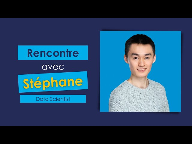 Rencontre avec Stéphane, Data Scientist chez LittleBigCode