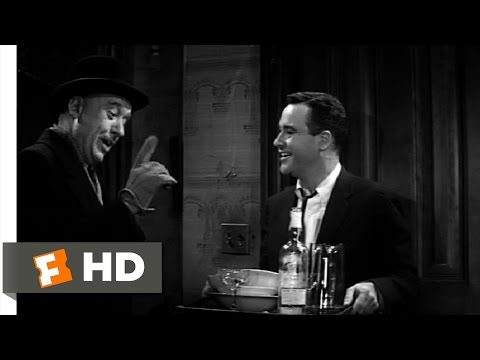 The Apartment (1/12) Movie CLIP - You're on Your Way Up (1960) HD