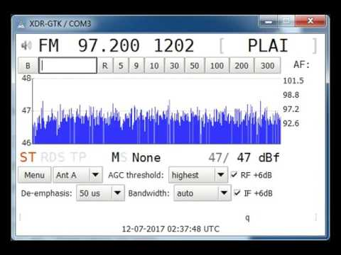 [Tropo] 97.2 MHz - Radio Plai - Chișinău - Moldova (508 km)
