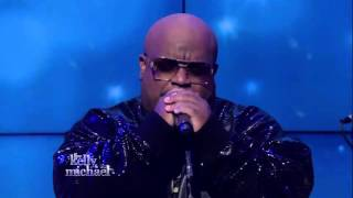 Uriah Duffy MD - CeeLo Green -This Xmas- LIVE with Kelly and Michael 2015