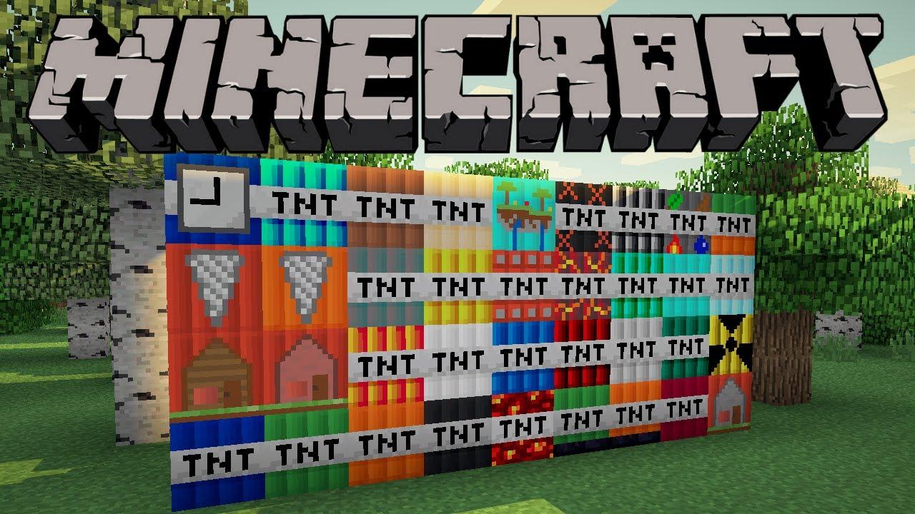 Minecraft ModVorstellung Too Much TNT Deutsch HD YouTube - Minecraft hausbau mod 1 7 10