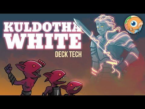 Instant Deck Tech: Kuldotha White (Modern)