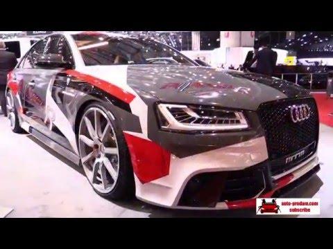Audi A4 Allroad 2016, Audi RS Q5 2016, Audi S4 2016, Audi S8 MTM Talladega R 802hp 2016