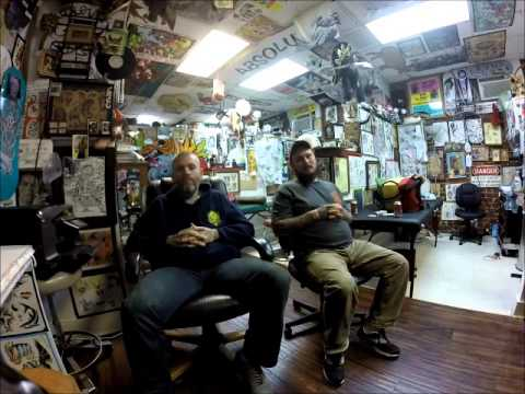 Brian Bruno & Mike Rennie Tattoo Artist Interview | Last Sparrow Tattoo
