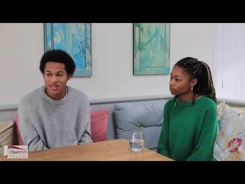 Sheku Kanneh-Mason and Isata Kanneh-Mason Interview for Churchill Music