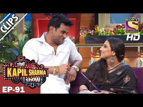 Vidya Balan & The Begum Jaan Girls - Gala Time With Sanju Baba-The Kapil Sharma Show-19th Mar 2017