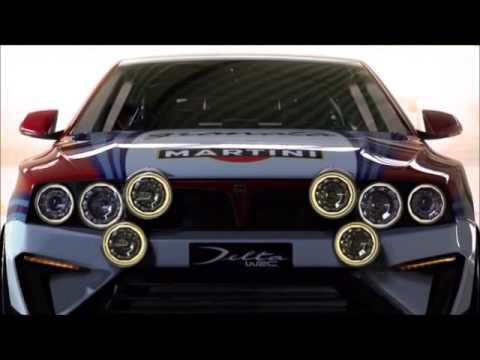 New Lancia Delta Integrale