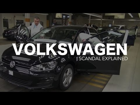 Volkswagen - the scandal explained simply