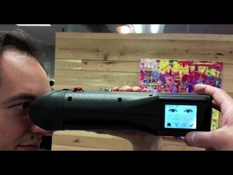 Portable Device For Eye Exams