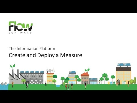 5. Create and Deploy a Measure