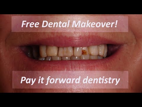 Pay it forward dentistry - Wellington Dentists