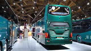 Setra bus in Busworld Europe 2019