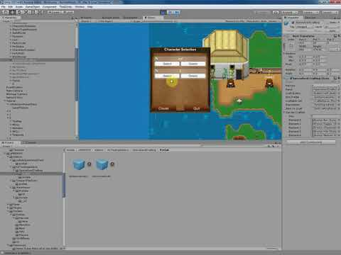 Unity 2d Crafting System