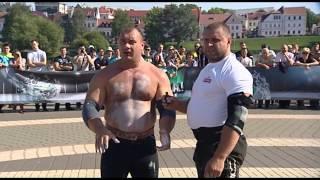 Стронгмены: Minsk Open Cup (сентябрь, 2014) - Полная версия - (Часть 1-ая)