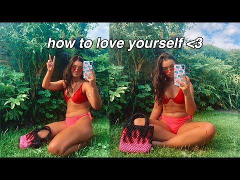 lets talk about body confidence... Q&A & advice