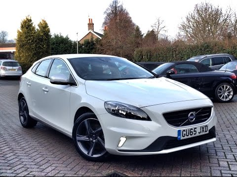 Volvo V40 2.0 T2 R-Design 5dr (start/stop) for Sale at CMC-Cars, Near Brighton, Sussex