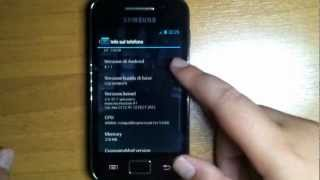 CM10 Android 4.1 Jelly Bean Samsung Galaxy Ace |MaclawStudios