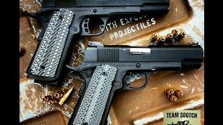 Rock Island Armory 22 TCM 1911 Single Stack Pistol Review