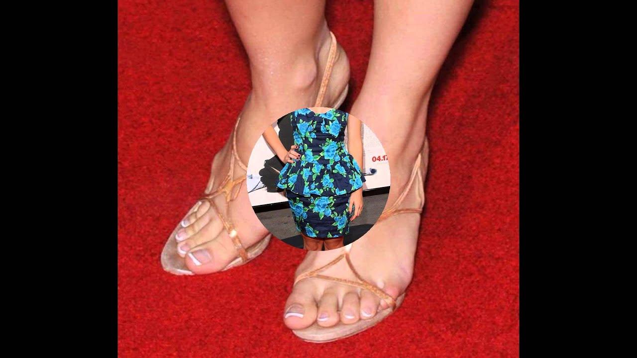 Final, sorry, kristin chenoweth toes