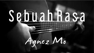 Sebuah Rasa - Agnez Mo ( Acoustic Karaoke )