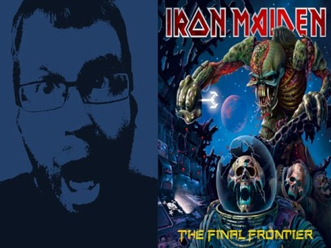iron maiden the final frontier album review youtube. Black Bedroom Furniture Sets. Home Design Ideas