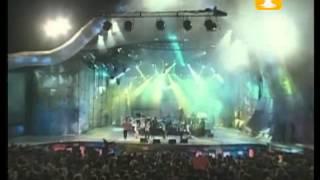 Los Ilegales, Taqui Taqui, Festival de Viña 1998