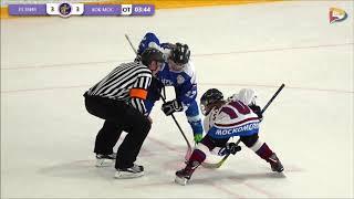 ЗШ2019 ФИНАЛ 29.05.19 Молниеносные лезвия - Хоккей Москвыголы овертайм буллиты