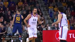 01.10.2019 / FC Barcelona - Anadolu Efes / Krunoslav Simon
