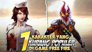 Download Mp3 7 Karakter Paling Kurang Populer  Di Game Free Fire | - #7versilyrasigh Gudang lagu