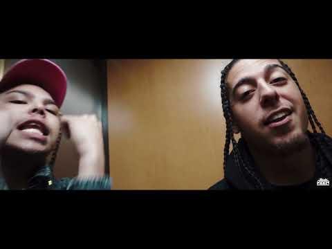 RANSTEEZ - 500 FEAT. BURGOS & CHICITYCHINO ( OFFICIAL MUSIC VIDEO )