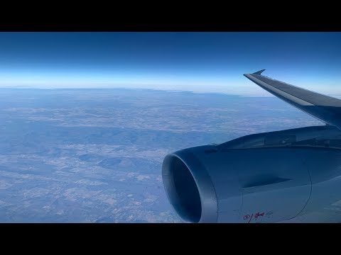 American Airlines | Full Flight | Buffalo To Dallas | Airbus A319