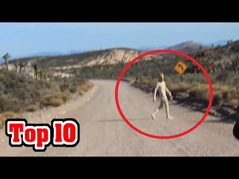 Top 10 SECRET FACTS About AREA 51