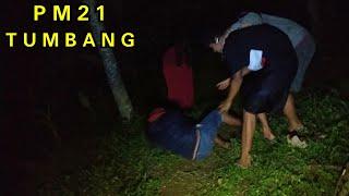 PM21 TUMBANG TRIO J PANIK MENGHADAPI KUNTILANAK