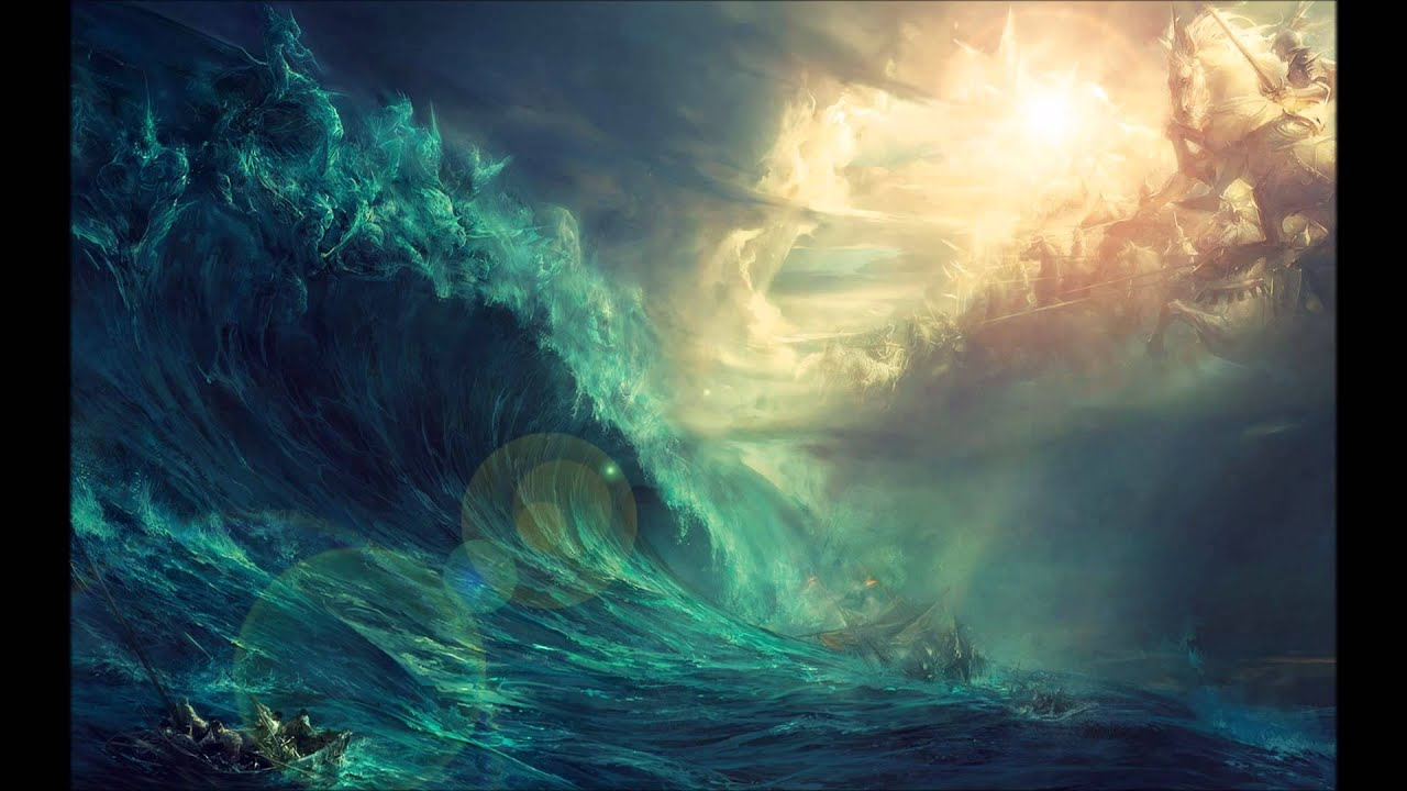 Www 3d God Wallpaper Com Epic Music Protector Of The Ocean Powerful Cinematic