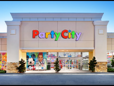Discover Party City --- Rehan Allahwala