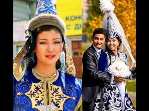 Казахская национальная одежда (работа для Кати)