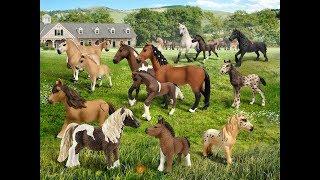 Мои лошадки шляйх