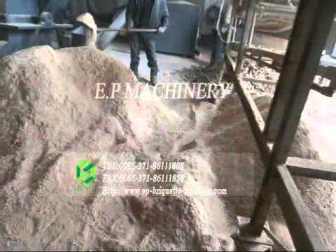 Hot Sales Wood Sawdust Briquette Production Line for Moldova Customer