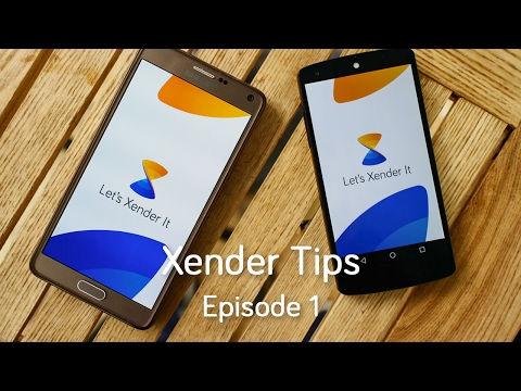 How To Use Xender - Xender Tips [Episode 1]