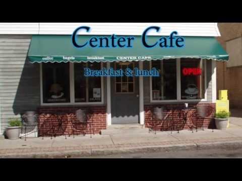Center Cafe- Winthrop, Ma